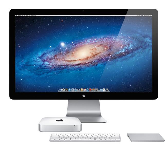 Apple обновляет Mac mini